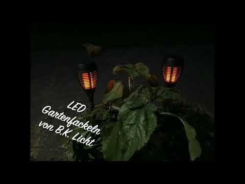 Gartenfackeln Film